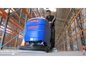 نظافت صنعتی انبار کارخانه سرامیک کاشی چینی انبار