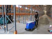 دستگاه مکانیزه شستشوی کف انبار کارگاه کارخانه کف