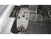 دستگاه شستشو و نظافت سالن و شبکه های رنگ در صنایع