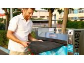 شستشوی کفی ماشین دستگاه کفی شوی ایستوبال اسپانیا