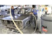 مکنده خط تولید خودرو سازی