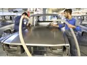 جاروبرقی صنعتی خودرو سازی