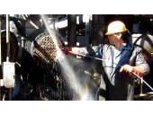 شستشوی قطعات و تاسیسات پتروشیمی نفت و گاز پالایشگا