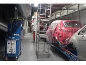 جاروبرقی صنعتی DG150 در خودرو سازی
