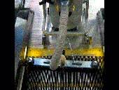 نظافت پله برقی با جاروبرقی