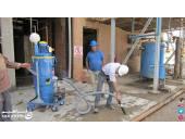 مکنده مکنده صنعتی وکیوم جارو دائم کار نظافت صنعتی