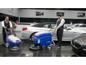 شستشوی کف نمایشگاه خودرو،شستن کف نمایندگی خودرو