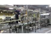 نظافت صنعتی خطوط تولید کارخانه های مواد غذایی