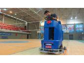 دستگاه نظافت صنعتی ورزشگاهها_سالنهای ورزشی