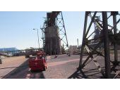 جاروی محوطه_سویپر_نظافت محوطه کارخانه های فولاد
