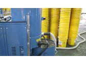 مکنده صنعتی مناسب برای صنایع نفت و گاز،نیروگاه ها