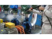 شیوه نوین شستشوی قطعات و تجهیزات در کارخانه ها