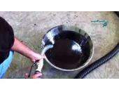 مکنده صنعتی مناسب برای مکش روغن