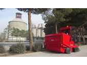 ماشین آلات نظافت صنعتی کارخانه های سیمان،فولاد